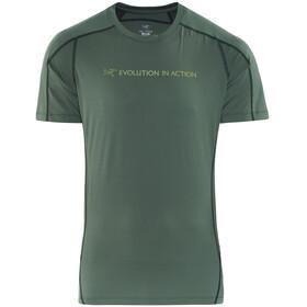 Arc'teryx Phasic Evolution t-shirt Heren olijf